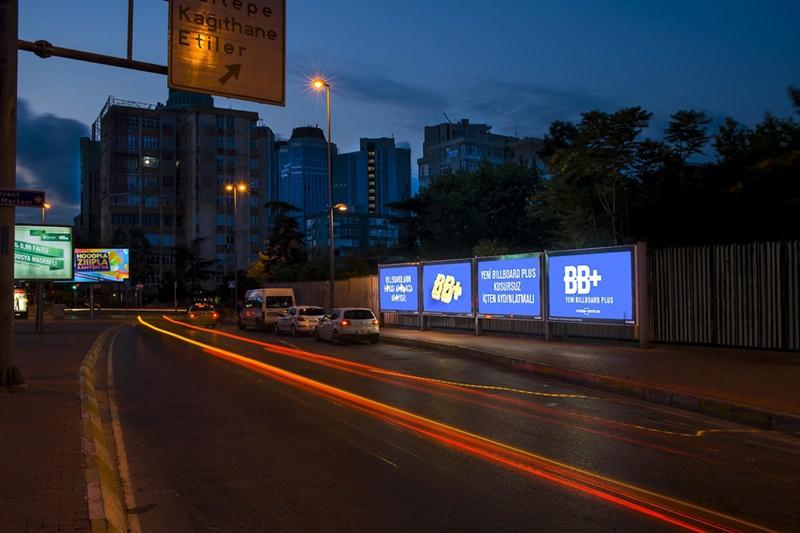 Billboardlarda 3D Lenticular