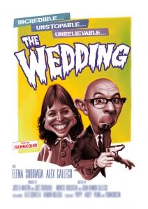 3D Evlilik Davetiyesi