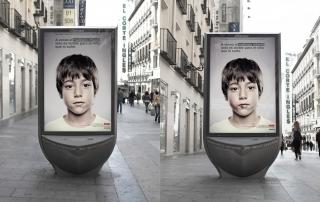 3D Lenticular Sosyal Sorumluluk Projesi