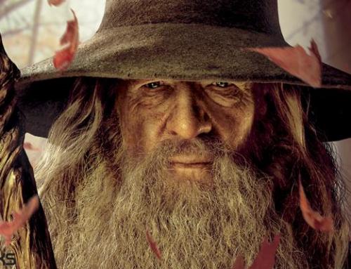 The Hobbit Lenticular sunumu ile piyasaya giriş yaptı.