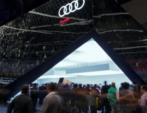CES 2014 Audi Secret Lab Fuar Konsepti