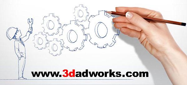 Birbirinden ünlü dünya markaları tarafından gerçekleştirilmiş 3D Lenticular projeleri.