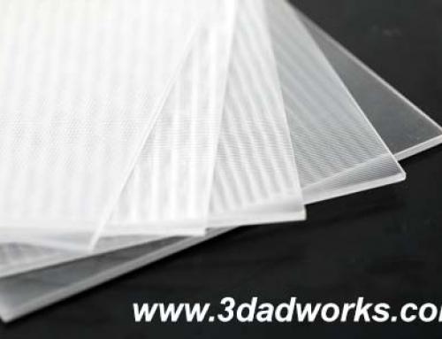 3D Lenticular Material